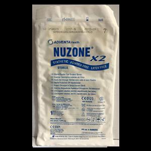 دستکش جراحی بدون پودر بدون لاتکس Nuzone